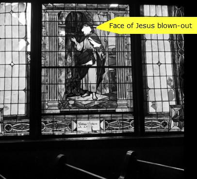 "1965 ""wales window"" 16th st baptist church bombing"