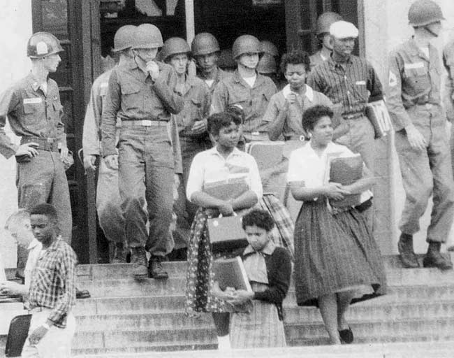 a history of the little rock nine in the american civil rights movement But they helped to define the civil rights movement the little rock nine the little rock nine's many contributions to society and american history.
