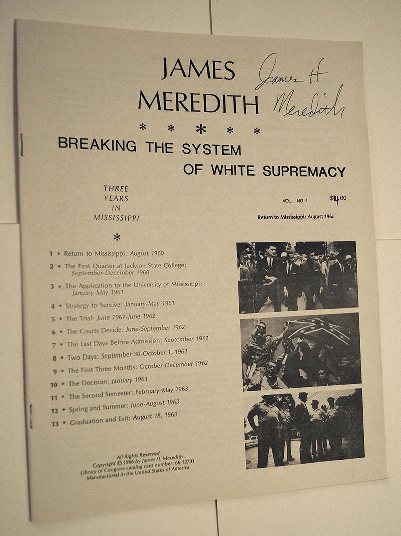 2 james meredith signatures