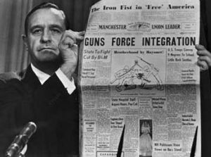 Image result for time mag governor faubus
