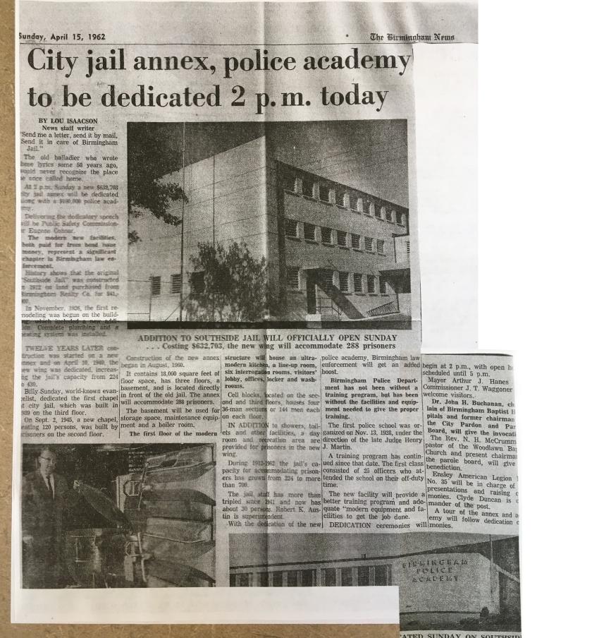 bham jail