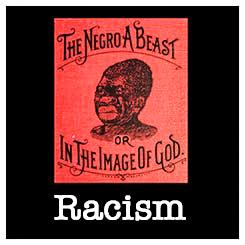 racist copy
