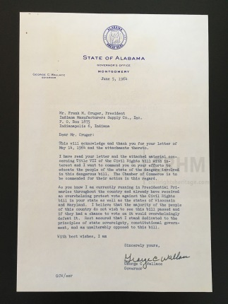 1964-Wallace-Letter-WM