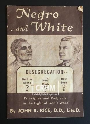 Negro and White-1