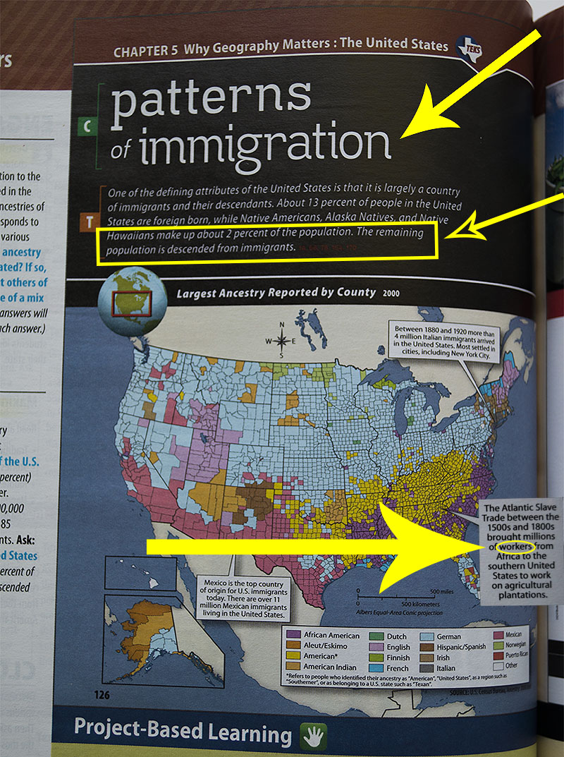 2016 geography textbook defines slaves as immigrants the world geography2 worldgeography3 world geography1 gumiabroncs Gallery